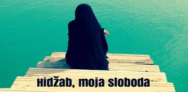 Hidžab, moja sloboda